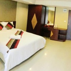 Отель Riski Residence Charoen Krung комната для гостей фото 4
