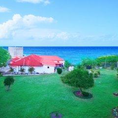 Отель Garden Beach Studios at Montego Bay Club Ямайка, Монтего-Бей - отзывы, цены и фото номеров - забронировать отель Garden Beach Studios at Montego Bay Club онлайн приотельная территория