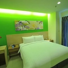 Отель Glow Central Pattaya Паттайя комната для гостей фото 11