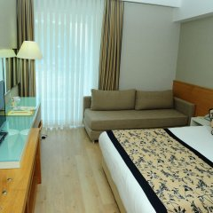 Отель Trendy Palm Beach - All Inclusive Сиде комната для гостей фото 3
