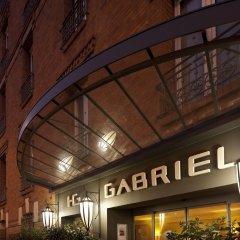 Hotel Gabriel Issy вид на фасад фото 2