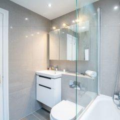 Отель Enchanting Home by Holloway Road Station ванная фото 2