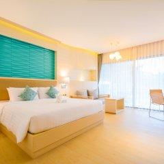Курортный отель Crystal Wild Panwa Phuket комната для гостей