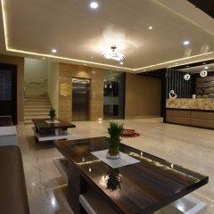 Отель Grand Rajputana Индия, Райпур - отзывы, цены и фото номеров - забронировать отель Grand Rajputana онлайн интерьер отеля