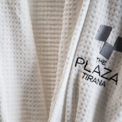 Отель The Plaza Tirana интерьер отеля