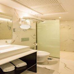Oceanis Park Hotel - All Inclusive ванная фото 2