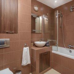 Апартаменты Chill apartments Center ванная