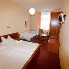 Отель PrivatHotel Probst Германия, Нюрнберг - отзывы, цены и фото номеров - забронировать отель PrivatHotel Probst онлайн комната для гостей фото 2