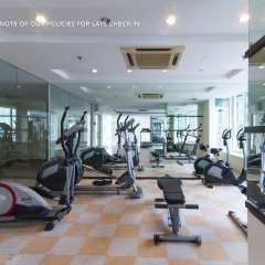 Отель ZEN Home Parkview KLCC Малайзия, Куала-Лумпур - отзывы, цены и фото номеров - забронировать отель ZEN Home Parkview KLCC онлайн фитнесс-зал фото 2