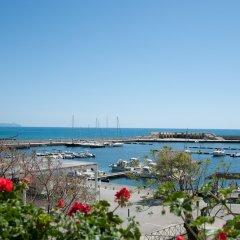 Hotel Il Porto Казаль-Велино пляж
