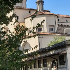 Апартаменты Ardiglione Apartment вид на фасад