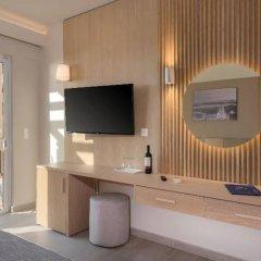 Отель Horizon Beach Resort Греция, Калимнос - отзывы, цены и фото номеров - забронировать отель Horizon Beach Resort онлайн удобства в номере фото 2