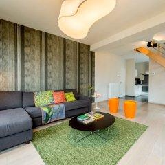 Отель Smartflats Design - Opera Бельгия, Льеж - отзывы, цены и фото номеров - забронировать отель Smartflats Design - Opera онлайн комната для гостей фото 5