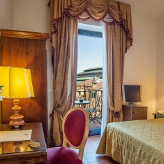 Отель Machiavelli Palace Флоренция комната для гостей фото 5