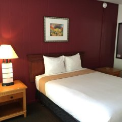 Отель Holiday Lodge США, Лос-Анджелес - отзывы, цены и фото номеров - забронировать отель Holiday Lodge онлайн комната для гостей фото 3