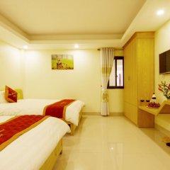 Sapa Golden Plaza Hotel комната для гостей