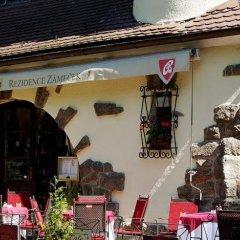 Отель Rezidence Zámeček Чехия, Франтишкови-Лазне - отзывы, цены и фото номеров - забронировать отель Rezidence Zámeček онлайн бассейн