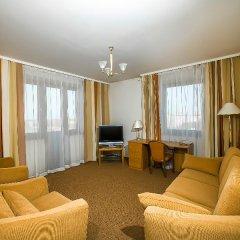 Гостиница Виктория 4* Стандартный номер с двуспальной кроватью фото 3