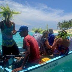 Отель Maravu Taveuni Lodge бассейн фото 2