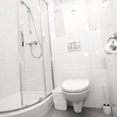 Отель City Central Hostel Rynek Польша, Вроцлав - 1 отзыв об отеле, цены и фото номеров - забронировать отель City Central Hostel Rynek онлайн ванная