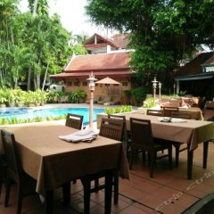 Отель Safari Beach Hotel Таиланд, Пхукет - 1 отзыв об отеле, цены и фото номеров - забронировать отель Safari Beach Hotel онлайн питание фото 3