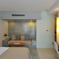 Отель Ramada by Wyndham Phuket Southsea 4* Стандартный номер разные типы кроватей фото 10