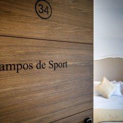 Отель Suite Home Pinares Испания, Сантандер - отзывы, цены и фото номеров - забронировать отель Suite Home Pinares онлайн интерьер отеля фото 3
