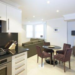 Отель Claverley Court Apartments Великобритания, Лондон - отзывы, цены и фото номеров - забронировать отель Claverley Court Apartments онлайн в номере