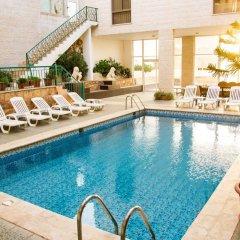Отель Al Anbat Hotel & Restaurant Иордания, Вади-Муса - отзывы, цены и фото номеров - забронировать отель Al Anbat Hotel & Restaurant онлайн бассейн фото 2