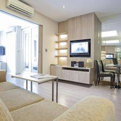 Отель V Residence Bangkok Таиланд, Бангкок - отзывы, цены и фото номеров - забронировать отель V Residence Bangkok онлайн комната для гостей фото 3