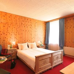 Отель Unique Hotel Eden Superior Швейцария, Санкт-Мориц - отзывы, цены и фото номеров - забронировать отель Unique Hotel Eden Superior онлайн комната для гостей фото 2