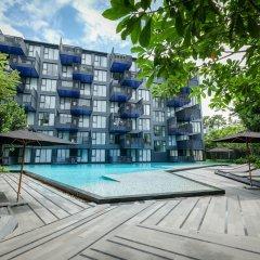 Отель The Deck Condo Patong бассейн фото 2