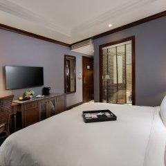 Отель Hanoi La Siesta Central Hotel & Spa Вьетнам, Ханой - отзывы, цены и фото номеров - забронировать отель Hanoi La Siesta Central Hotel & Spa онлайн комната для гостей фото 4