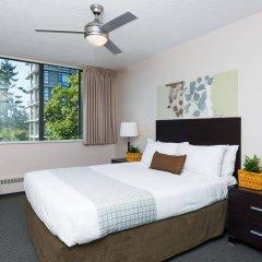 Отель West Coast Suites at UBC Канада, Аптаун - отзывы, цены и фото номеров - забронировать отель West Coast Suites at UBC онлайн комната для гостей