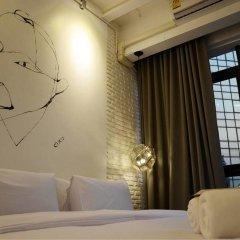 3howw Hostel @ Sukhumvit 21 Бангкок комната для гостей фото 5