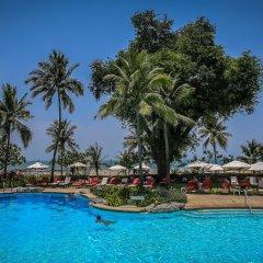 Отель Centara Grand Beach Resort & Villas Hua Hin Таиланд, Хуахин - 2 отзыва об отеле, цены и фото номеров - забронировать отель Centara Grand Beach Resort & Villas Hua Hin онлайн бассейн фото 2