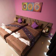 Airy Suvarnabhumi Hotel Бангкок фото 8