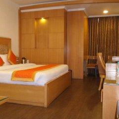 Отель Chirag Residency Индия, Нью-Дели - отзывы, цены и фото номеров - забронировать отель Chirag Residency онлайн комната для гостей фото 2