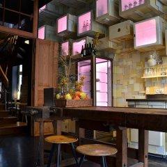 Отель Linnen Германия, Берлин - отзывы, цены и фото номеров - забронировать отель Linnen онлайн гостиничный бар