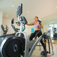 Отель Surin Beach Resort фитнесс-зал
