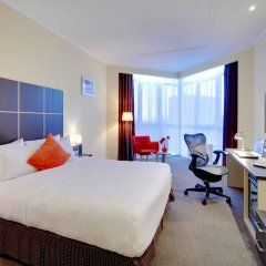Гостиница Four Elements Perm комната для гостей фото 3