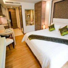 Отель iCheck inn Residences Sukhumvit 20 Таиланд, Бангкок - отзывы, цены и фото номеров - забронировать отель iCheck inn Residences Sukhumvit 20 онлайн комната для гостей