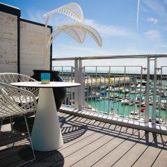 Отель Malmaison Brighton Брайтон балкон