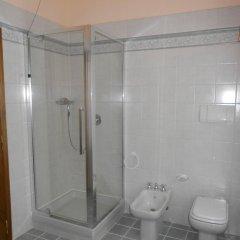 Отель B&B Tarussio Ареццо ванная