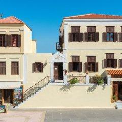 Отель Nikos - Takis Fasion Родос вид на фасад