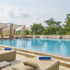 Orchard Rendezvous Hotel by Far East Hospitality Сингапур бассейн фото 2