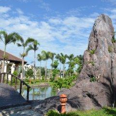 Отель Agribank Hoi An Beach Resort Вьетнам, Хойан - отзывы, цены и фото номеров - забронировать отель Agribank Hoi An Beach Resort онлайн приотельная территория фото 2