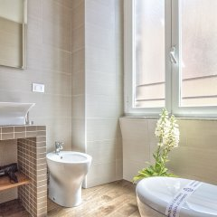 Отель Little Queen Relais Рим ванная