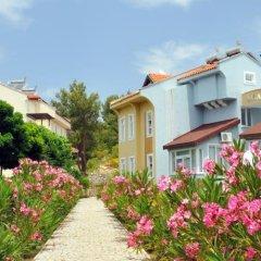 Апартаменты Hisar Garden Apartments Олудениз фото 6