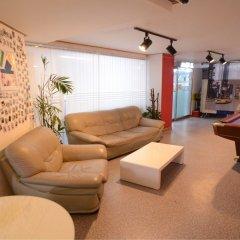 Kimchee Downtown Guesthouse - Hostel фитнесс-зал